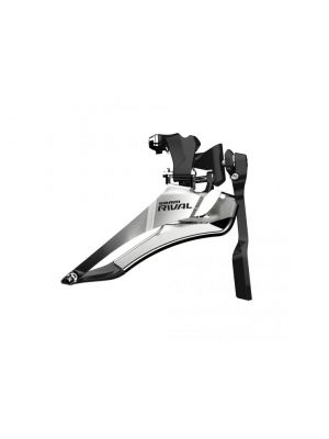 SRAM Rival22 Front Derailleur 31.8mm YAW Chain Spotter