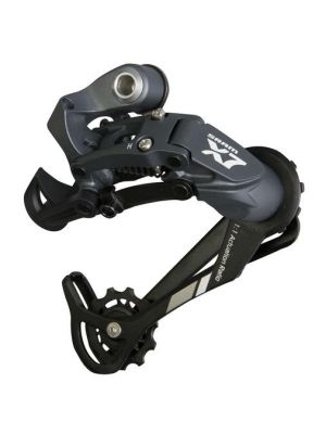 SRAM RD X7 Long Cage ALUMINIUM 9-SPEED Black